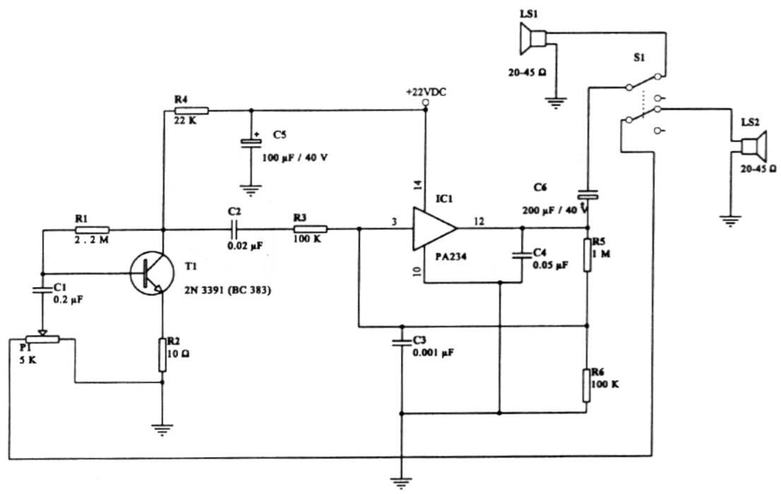 intercommunication intercom circuit diagrams schematics rh diy electronic projects com intercom system circuit diagram