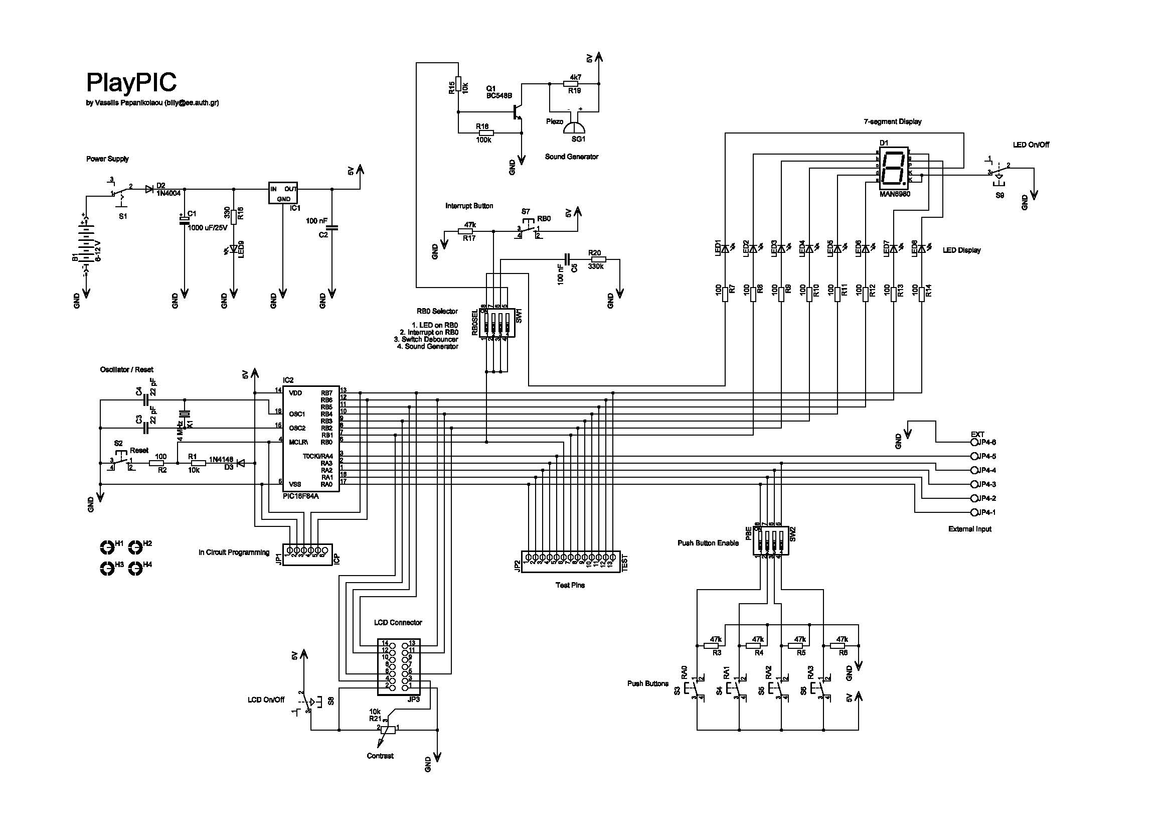 Electronics World: Charger Schematic for.